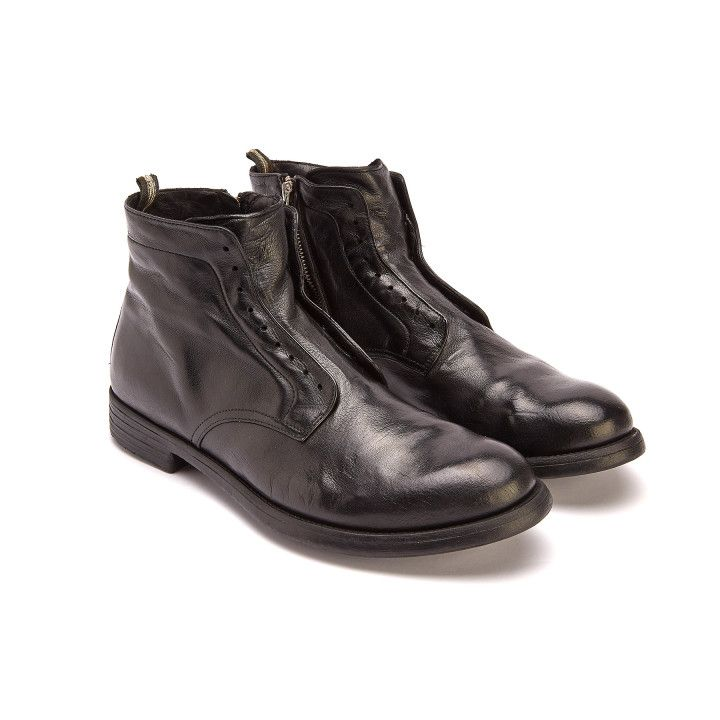 Ankle Boots Hive 002 Nero-000-012586-20