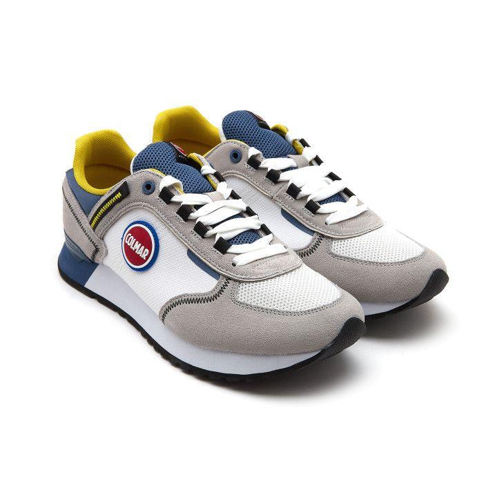Sneakers Travis Sport Colors 037 Wh/Blu-001-002157-20