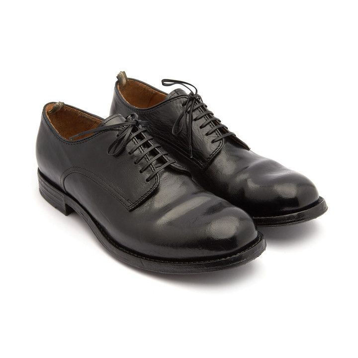 Derby Shoes Balance 001 Nero-000-012815-20