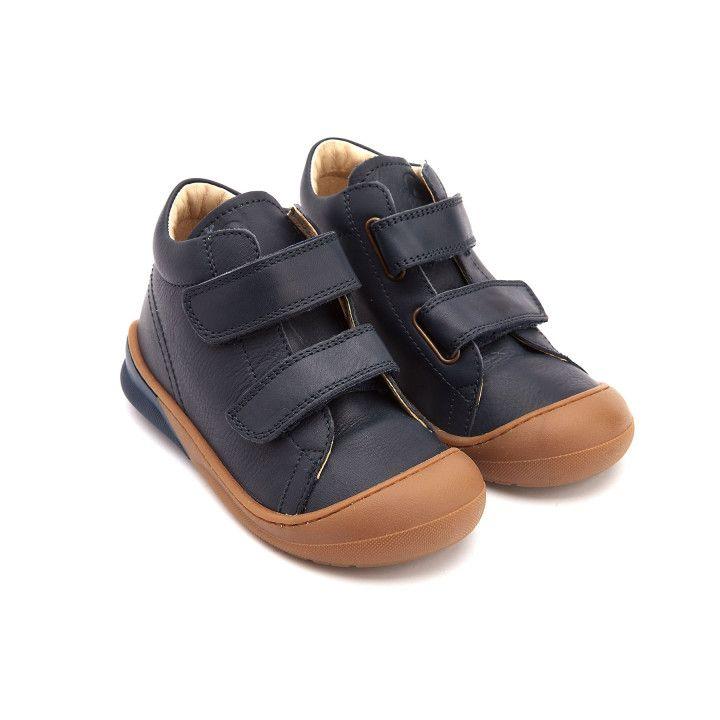 Ankle Boots Nirez Navy/Storm-001-001956-20