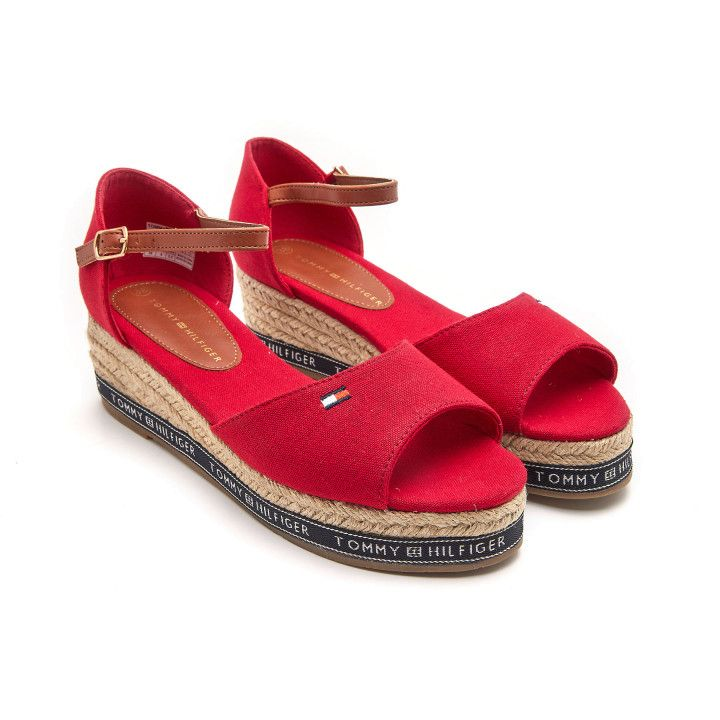 Sandals T3A2 Red-001-002146-20