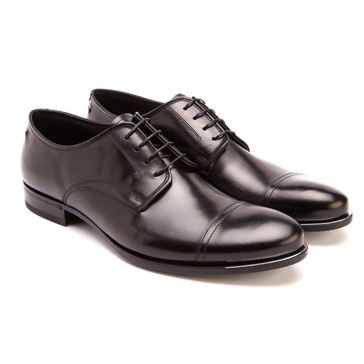 Derby Shoes FU9668 Nero-000-012559-20