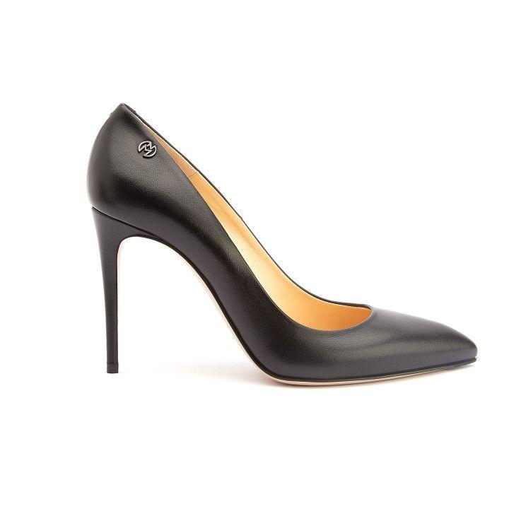 High Heels D387BET Nero-001-001925-20