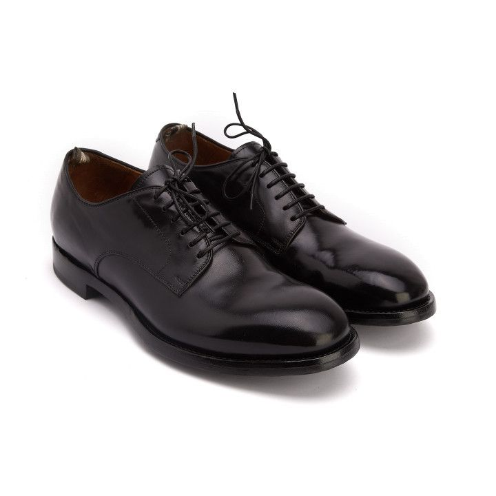 Derby Shoes Emory 010 Nero-000-012589-20
