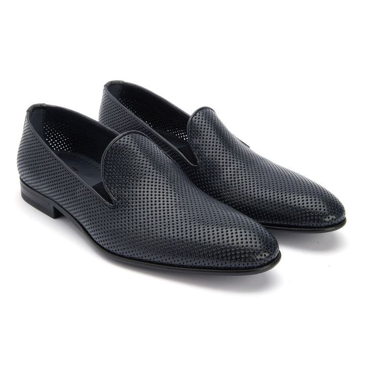 Loafers FU9858 Blu-000-012706-20