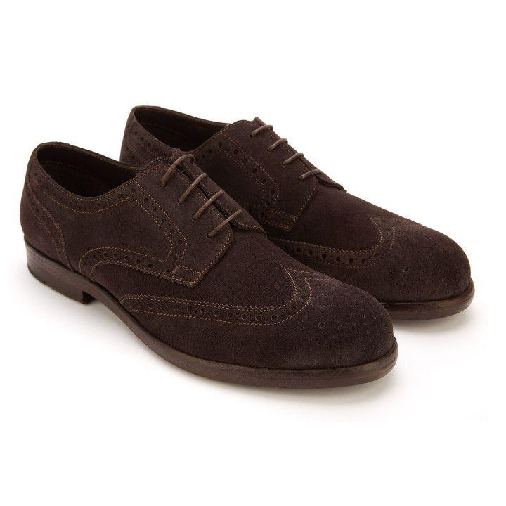 Brogues Shoes Portos 01 SIilv 397-000-012403-20
