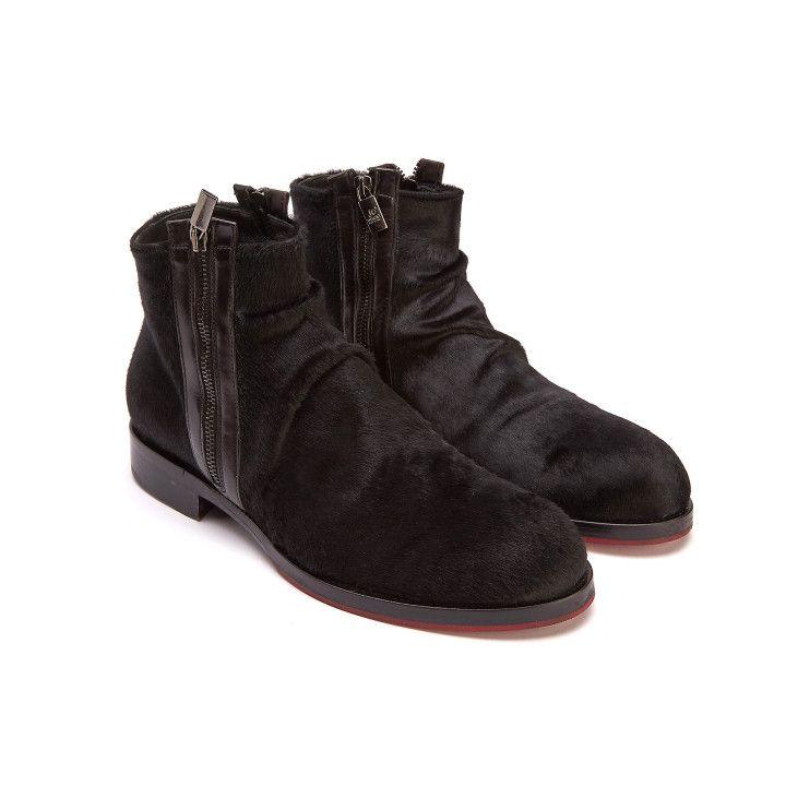 Ankle Boots 1712 Cav. Nero-000-012604-20