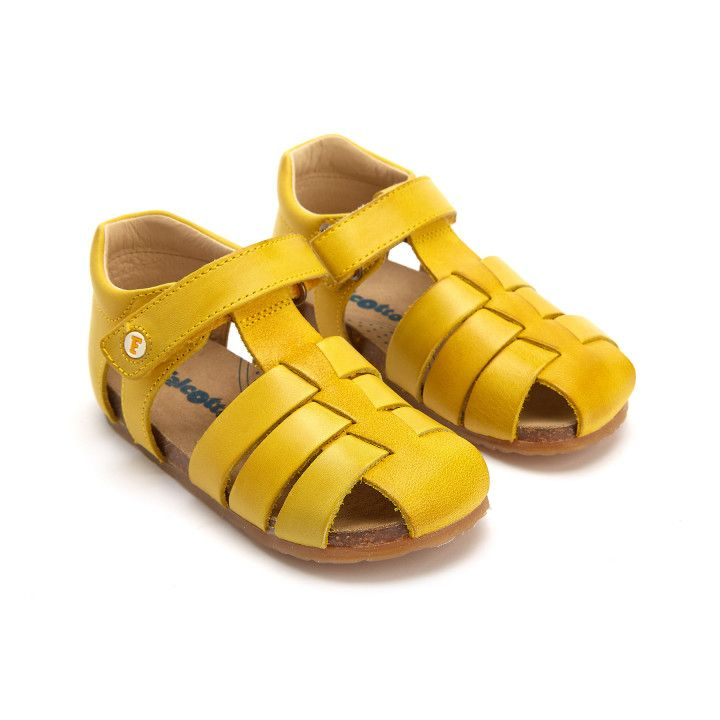 Sandals Alby Giallo-001-001426-20