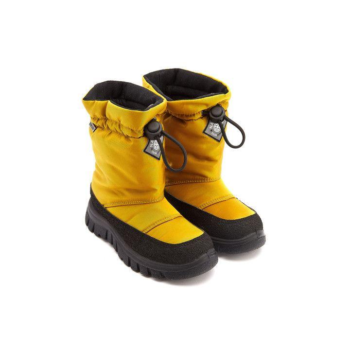 Insulated Boots Pisga Nero/Giallo-001-001953-20
