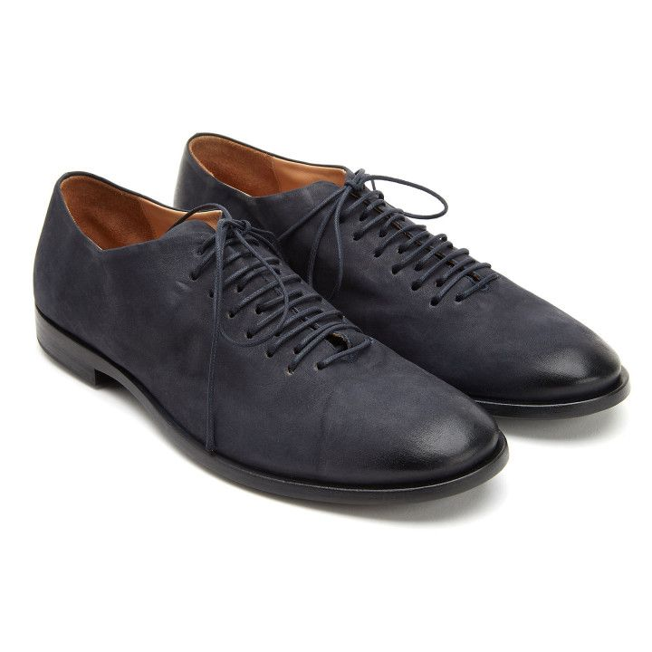 Lace Up Shoes Lukas Go Navy-000-012702-20