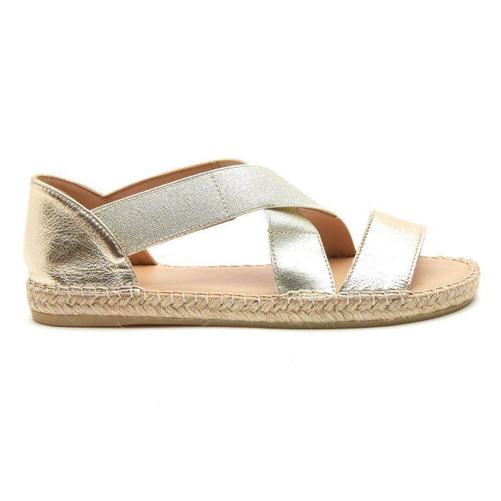 Platform Sandals Parole Platino-000-012173-20