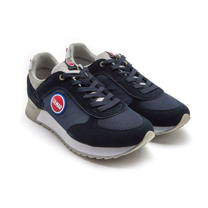 Sneakers Travis Colors 003 Navy/Grey-001-002171-20