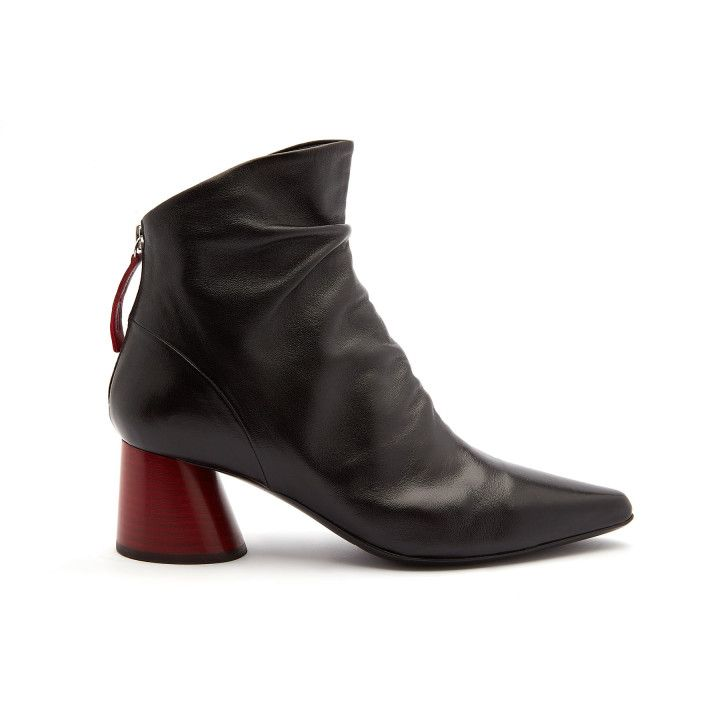 Ankle Boots Grace A Nero-000-012788-20
