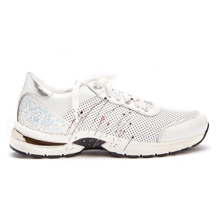 Sneakers Aga W Pearly Bianco-000-012534-20