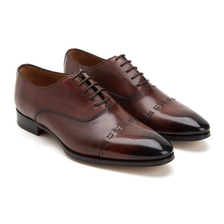 Oxford Shoes 70 Marrone-001-001905-20
