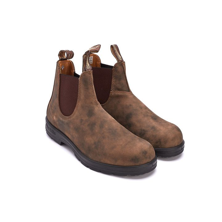 Chelsea Boots 585 Brown-001-001580-20