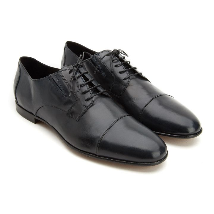 Derby Shoes Asystent Navy-000-012733-20