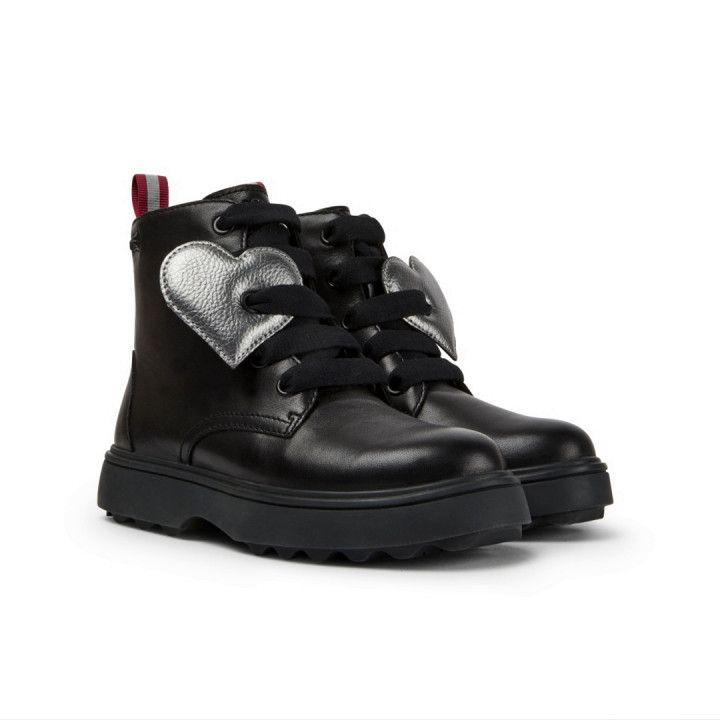 Lace Up Boots Norte K900150-011-001-002302-20