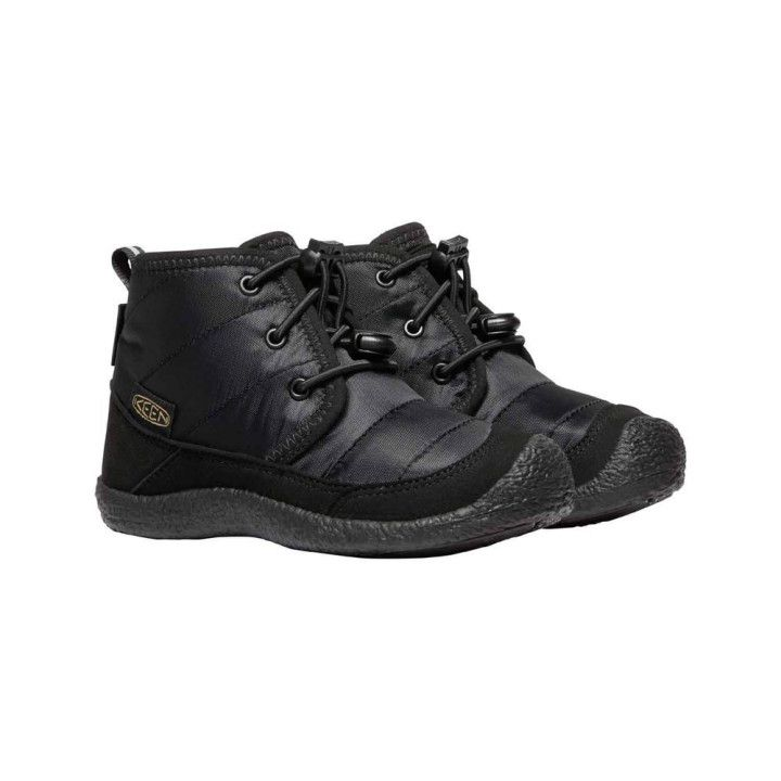 Insulated Boots Howser II Chukka Wp Blk-001-002264-20
