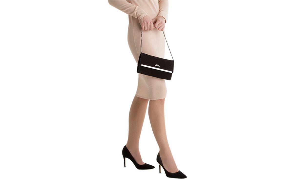 Women's Bag APIA 2964 Cap. Nero