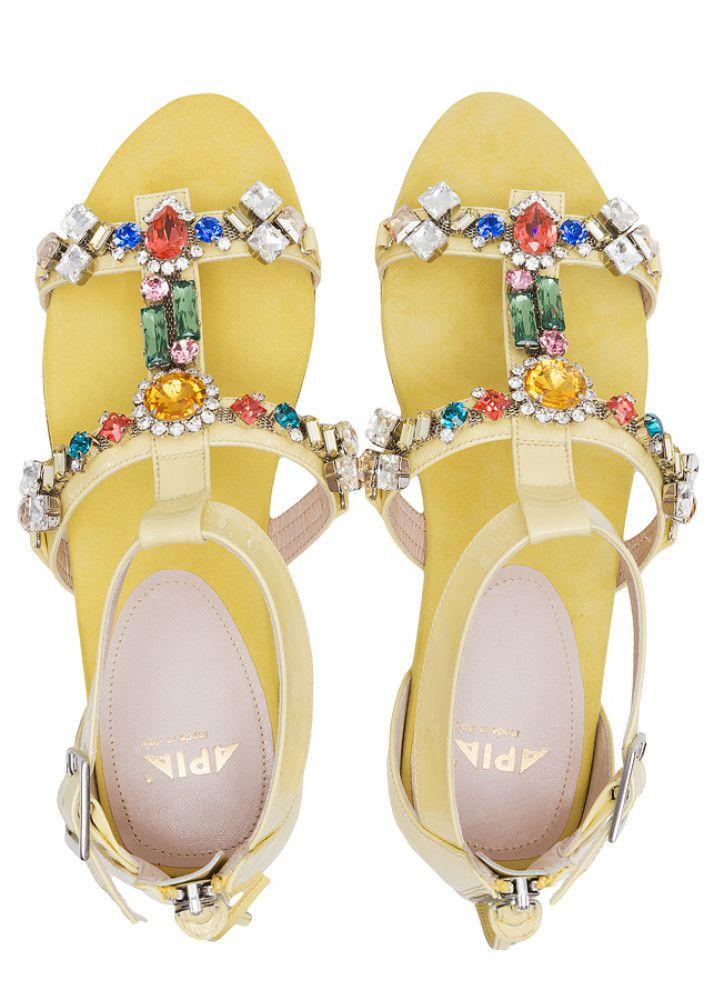 Women's Sandals Apia Lexie Bis 2 Gallo