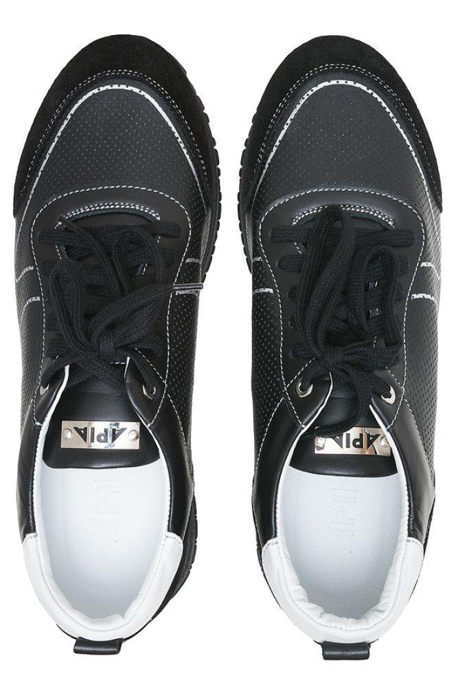 Men's Sneakers APIA Racy Black