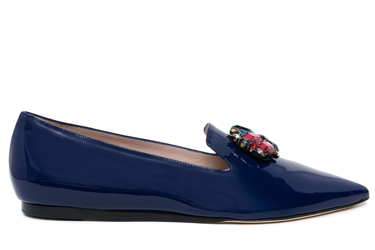 Women's Loafers Apia Aurelia Navy