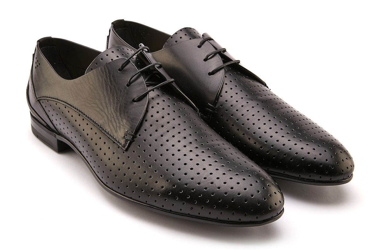 Men's Derby Shoes FABI FU8962 Nero