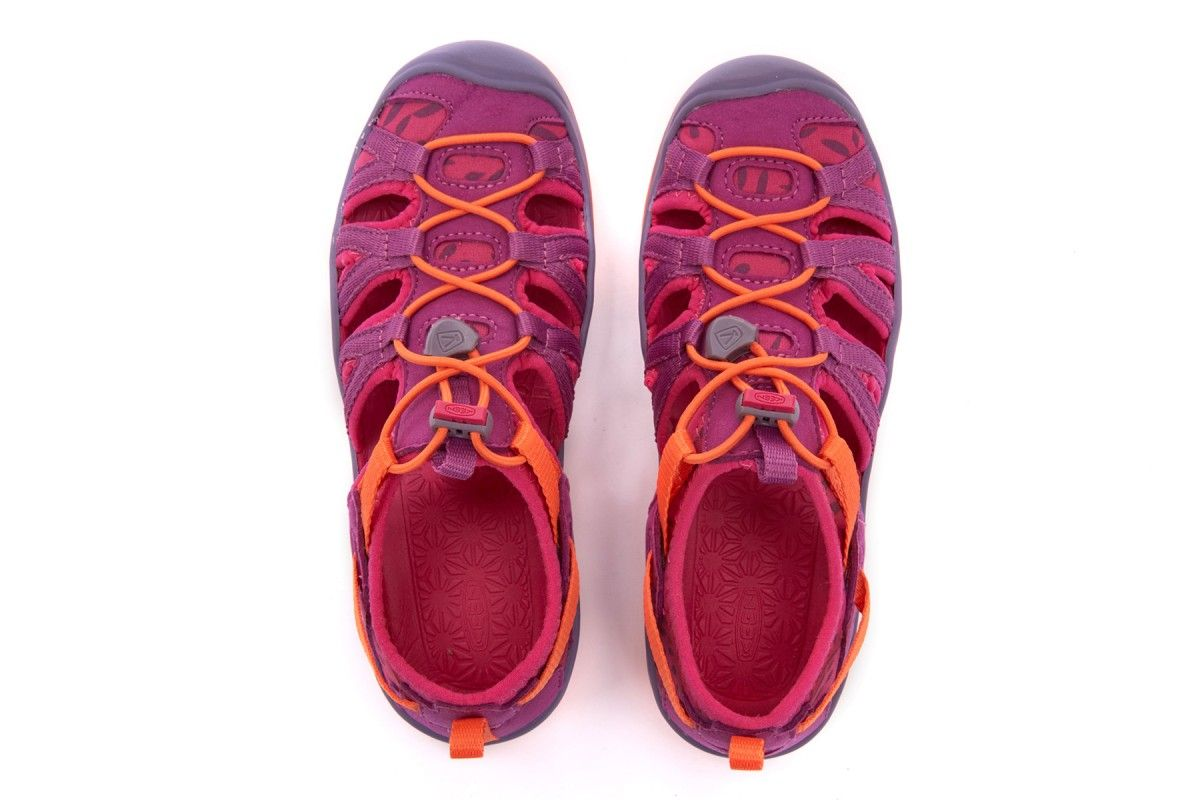 Kid's Sandals KEEN Moxie Sandal Purple Wine