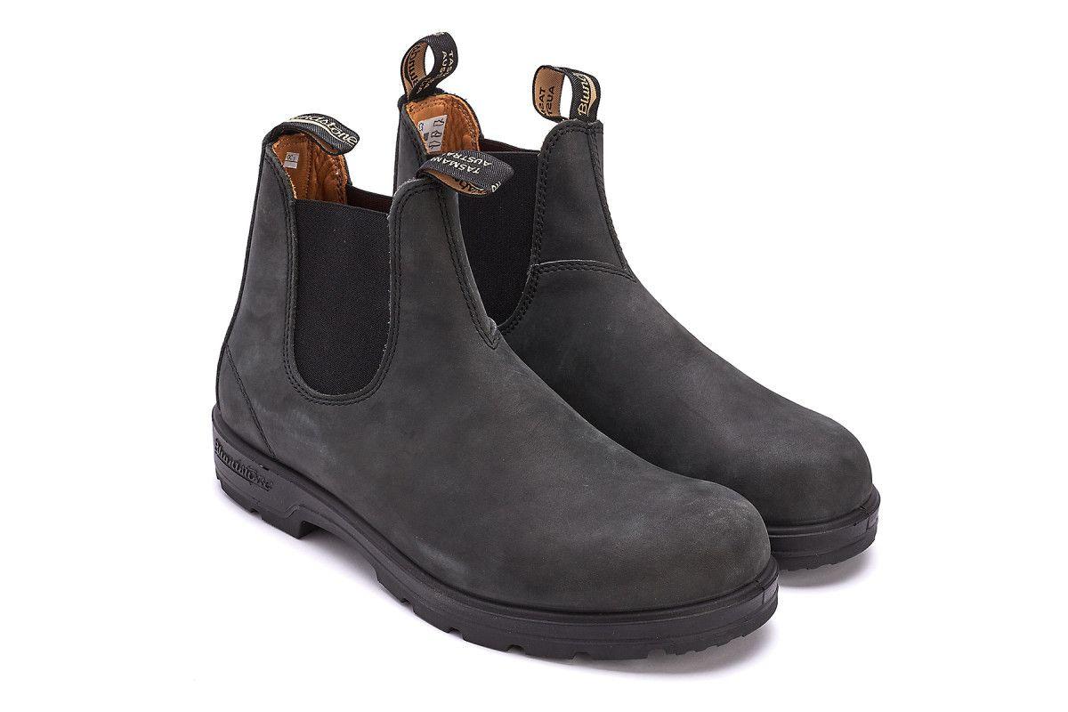 Men's Chelsea Boots BLUNDSTONE 587 Black