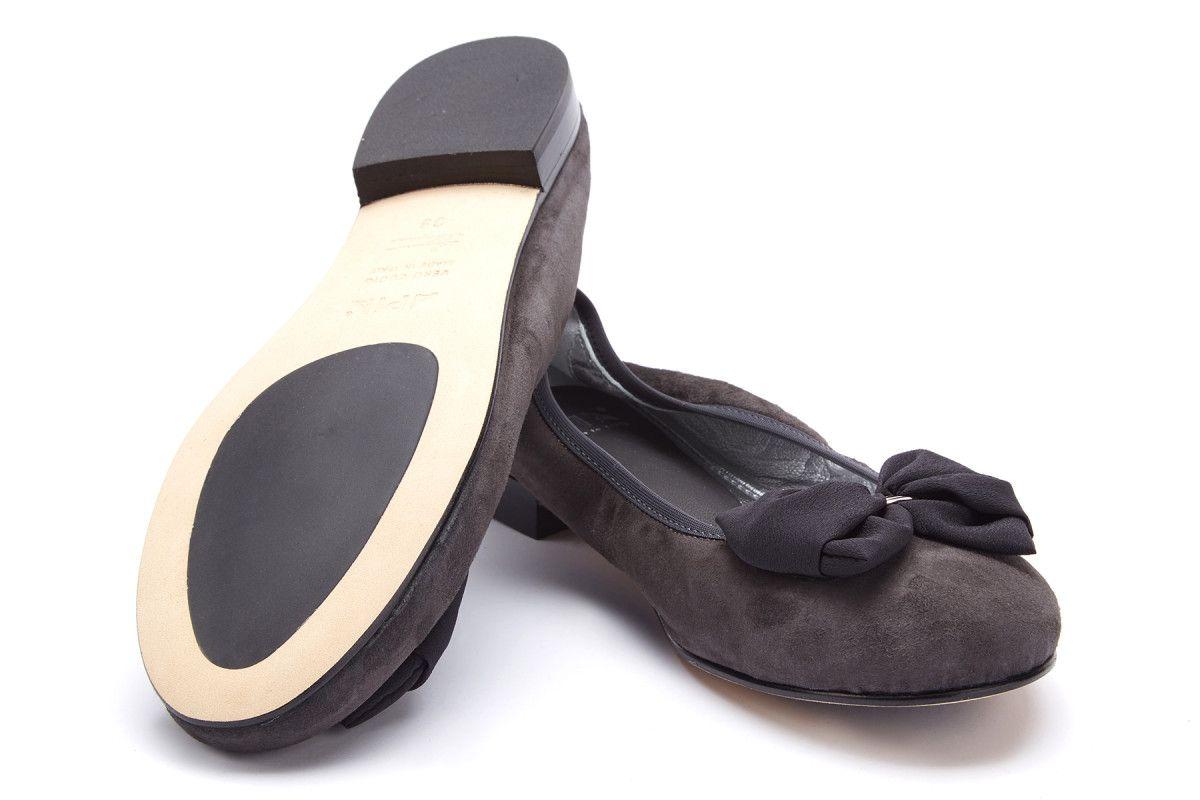 Women's Ballet Pumps APIA Primabalerina Cam. 5161 Grigio