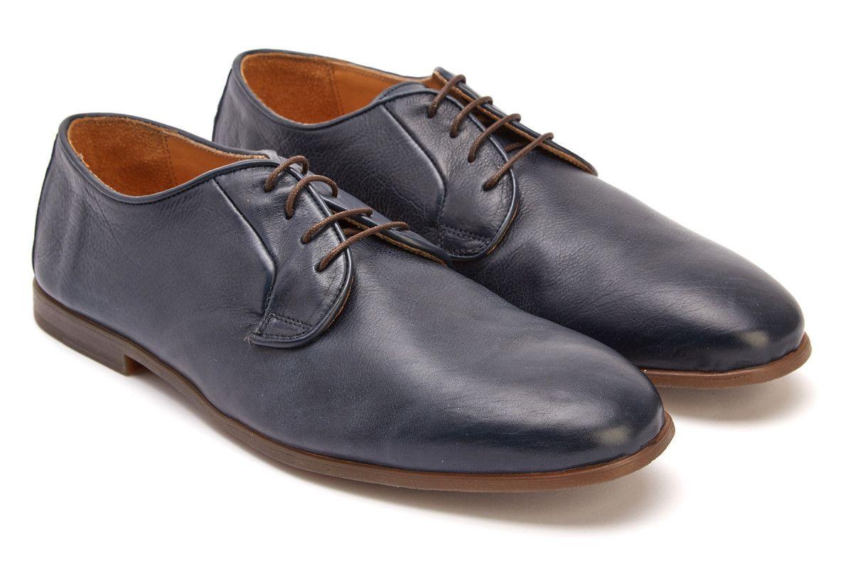 Men's Derby Shoes APIA Hubert K VIit. Blu