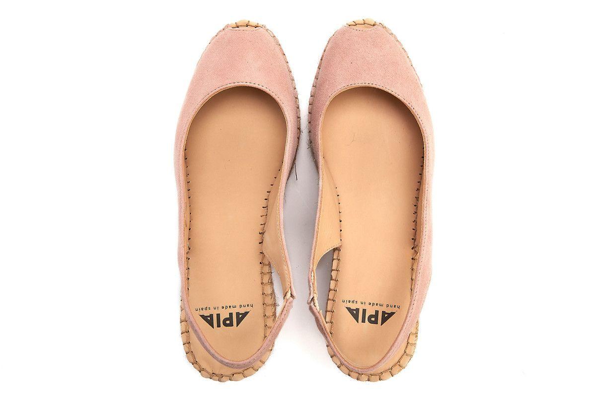 Women's Wedge Sandals Espadrile APIA Enka Sand