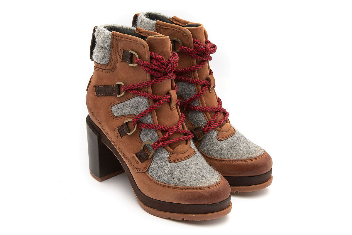 Women's Lace Up Ankle Boots SOREL Blake