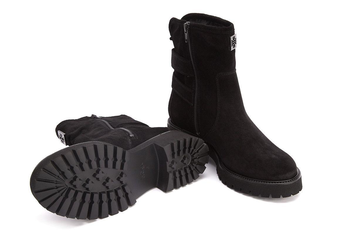 50% price run shoes detailing Women's Ankle Boots Gore-Tex HOGL 8-102422 Schwarz | Apia