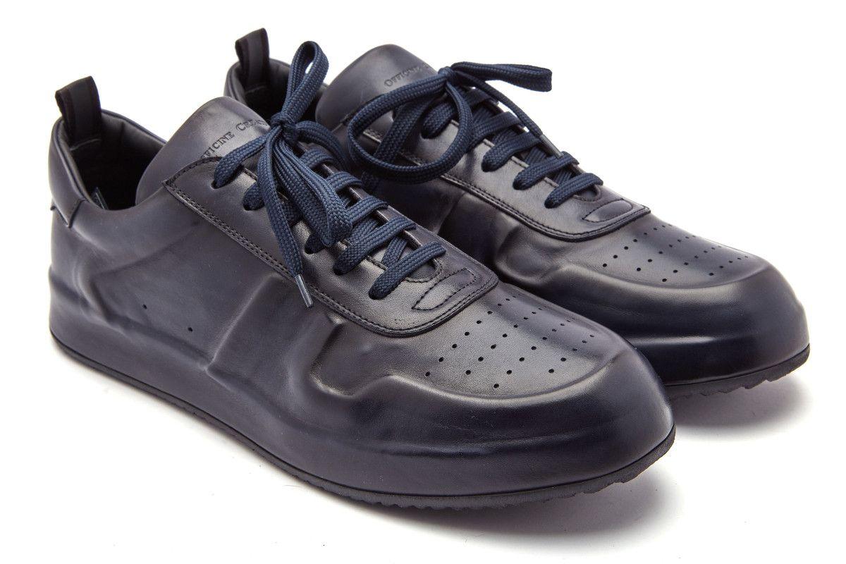 Men's Sneakers OFFICINE CREATIVE Ace Lux 100 Blu