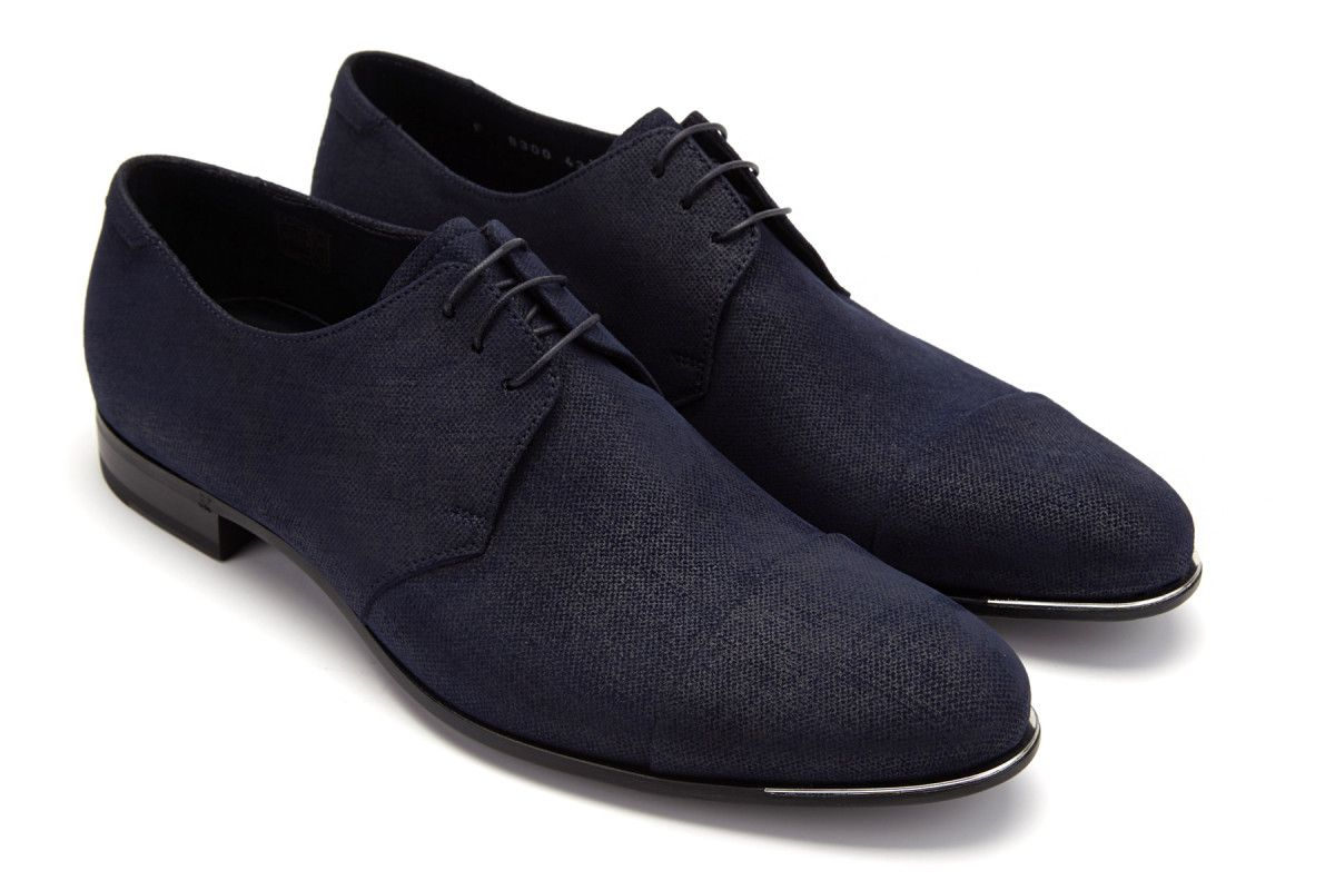 Men's Derby Shoes FABI 8300 Blu