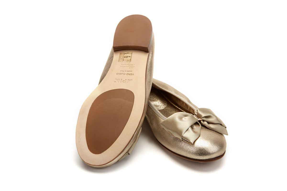 Women's Ballet Pumps APIA Primabalerina Cosmo Cometa