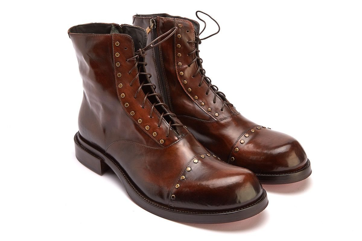 Men's Lace Up Ankle Boots JO GHOST 1990 107007