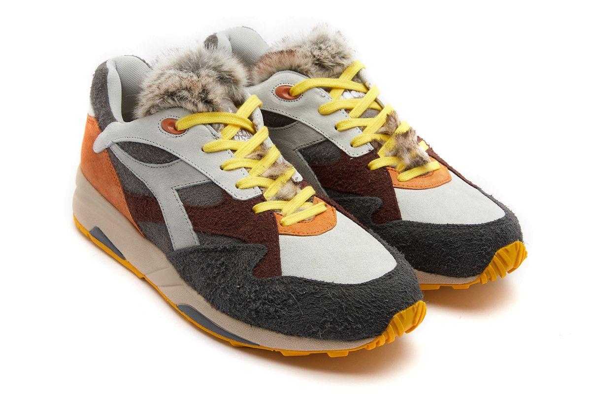 Men's Sneakers DIADORA Eclipse Lupo