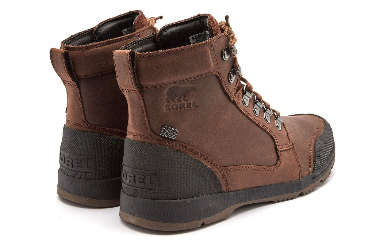 Boots SOREL Ankeny II MID OD Tabacco | Apia