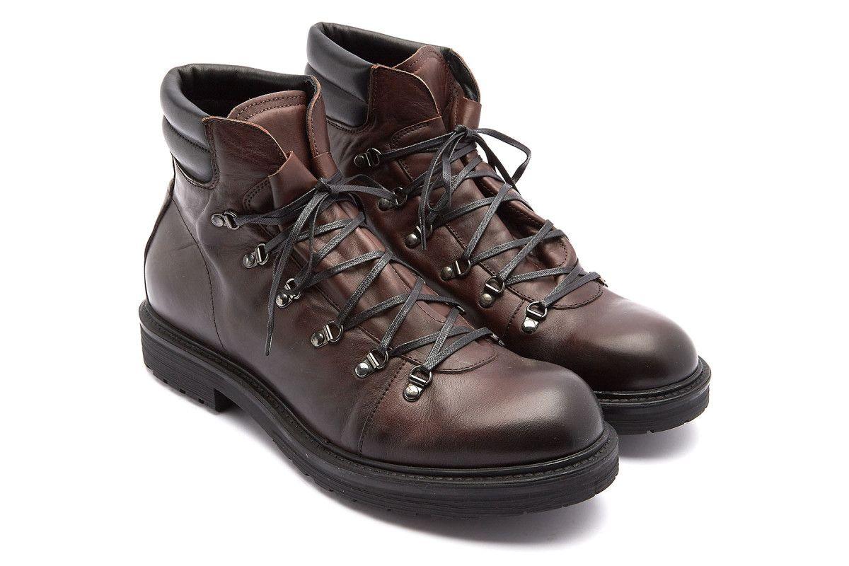 Men's Lace Up Ankle Boots APIA Mark Tdm