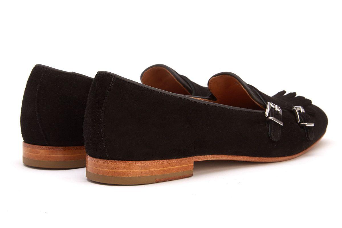 Women's Loafers APIA Florence Nero | Apia