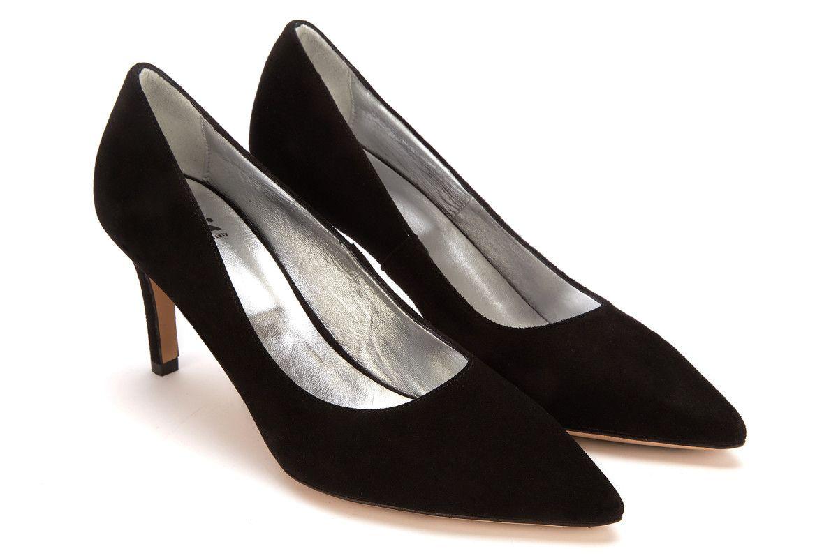 Women's Pumps High Heels APIA Opera Cam. Nero | Apia