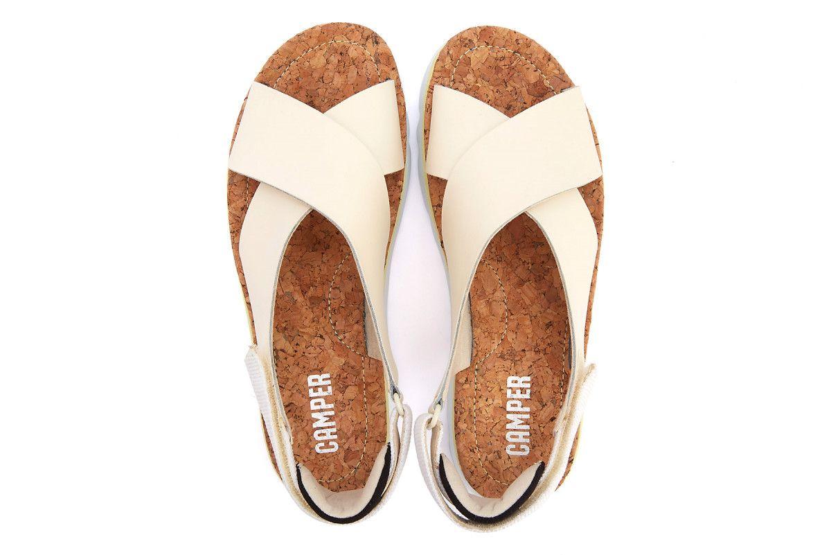 Women's Platform Sandals CAMPER Oruga Sandal K200157-013