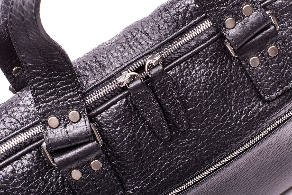 Unisex Bag APIA 122 Buf. Nero/Piombo