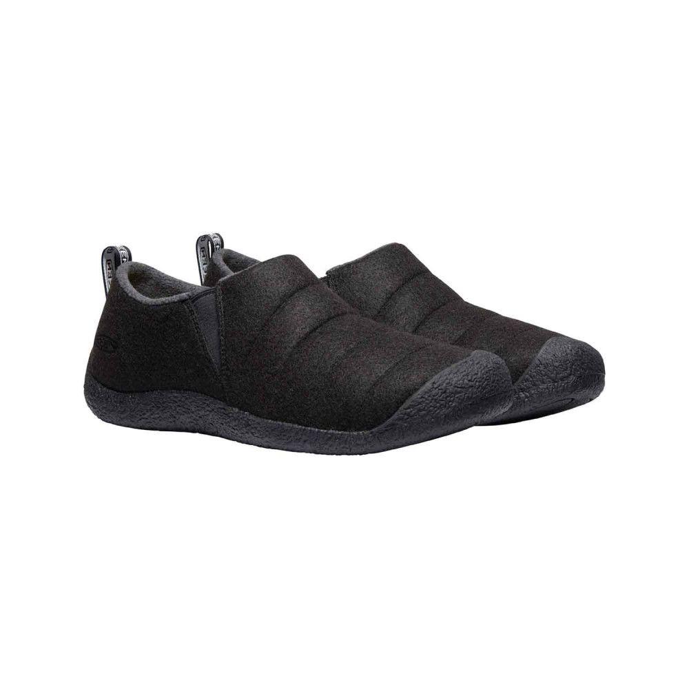 Men's Slip-on Shoes KEEN Howser II Black Felt/Blk