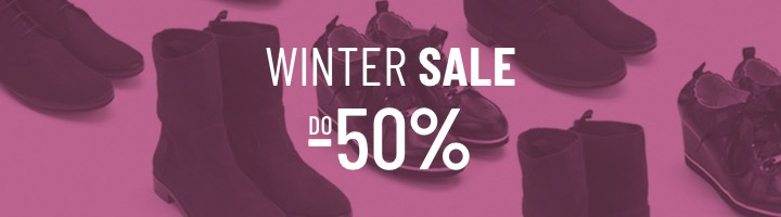 Winter Sale do -50%