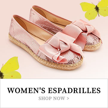 Women's espadrilles
