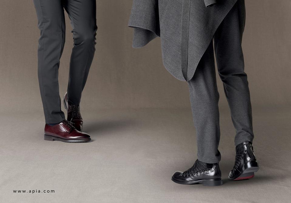 APIA eleganckie buty męskie